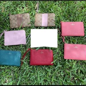 Wristlet $50 each one lowest I go is $45